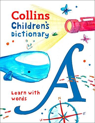 Collins Children's Dictionary: Learn with words (English Edition)