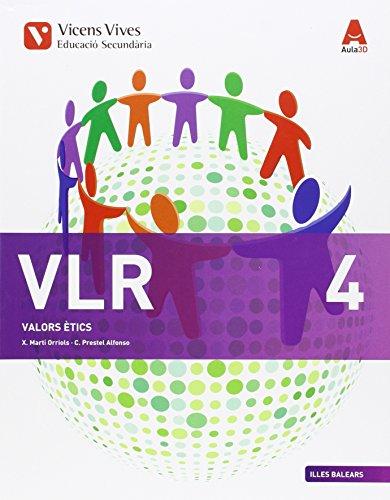 VLR 4 BALEARS (VALORS) ESO AULA 3D: 000001 - 9788468236308
