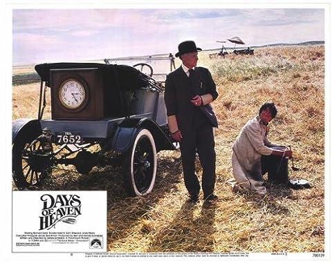 Days of Heaven Plakat Movie Poster (11 x 14 Inches - 28cm x 36cm) (1978) H (Brooke Adams Weihnachten)