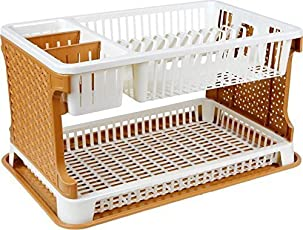 ARISTO Plastic Kitchen Organizer Rack