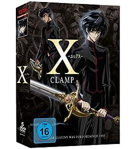 X - Gesamtausgabe [5 DVDs]