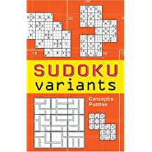 Sudoku Variants by Conceptis Puzzles (2006-09-28)