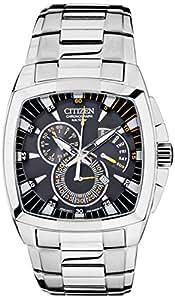 Citizen Analog Black Dial Men's Watch AN9030-52E