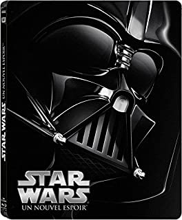 Star Wars - Episode IV : Un nouvel espoir [Édition Limitée boîtier SteelBook] (B013JUNQAS) | Amazon price tracker / tracking, Amazon price history charts, Amazon price watches, Amazon price drop alerts