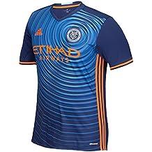 adidas MLS Replica - Camiseta de Manga Corta para Hombre, Hombre, 7417A SFF AZNNY2