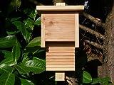 Fledermauskasten aus Douglasienholz Größe M