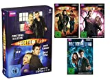 Doctor Who - Die komplette Staffel 1-5 (1+2 Box & 3+4+5) im Set - Deutsche Originalware [29 DVDs]