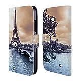 Head Case Designs Paris Skylines Der Städte Brieftasche