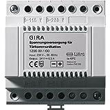 Gira 129600 Zusatz-Spannungsversorgung für Türkommunikation 24V DC 300mA