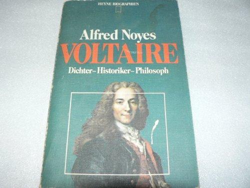 Buchseite und Rezensionen zu 'Voltaire.' von Alfred Noyes