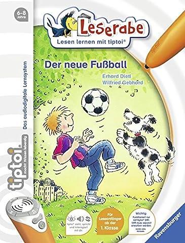 tiptoi® Der neue Fußball (tiptoi® Leserabe)