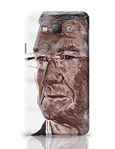 PosterGuy Samsung Galaxy A7 Covers Tim Cook Bollywood Painting