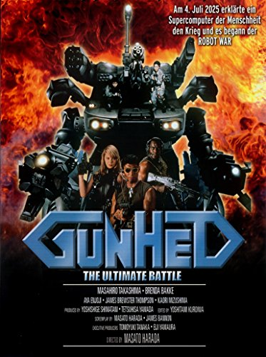 Gunhed - The Ultimate Battle (Doll Kämpfen)