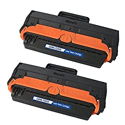 4Benefit 2 Pack Black New Compatible Samsung MLT-D103S MLT-D103L Laser Toner Cartridge Yield 2 500 pages for Samsung ML-2955DW ML-2955ND SCX-4729FD SCX-4729FW 2 Pack