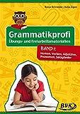 Grammatikprofi: Übungs- und Freiarbeitsmaterialien Band 1: Nomen, Verben, Adjektive, Pronomen, Satzglieder