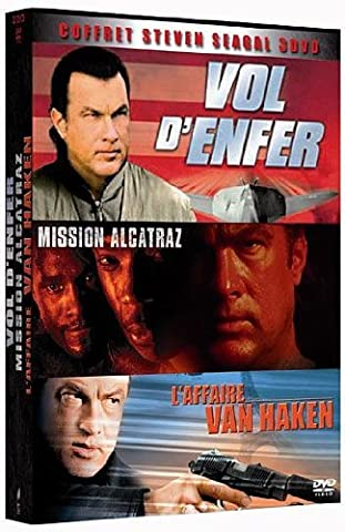 L Affaire Van Haken - Coffret Steven Seagal 3 DVD - Vol