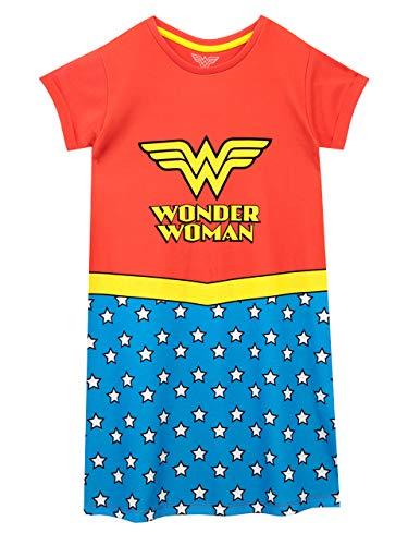 DC Comics Mädchen Wonder Woman Nachthemden Mehrfarbig 116