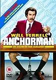 Anchorman - The Legend Of Ron Burgundy [Reino Unido] [DVD]