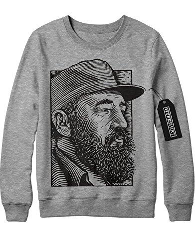 Sweatshirt Fidel Castro