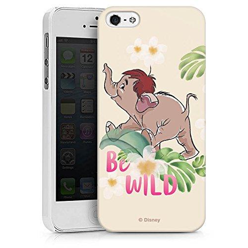 Apple iPhone X Silikon Hülle Case Schutzhülle Dschungelbuch Disney Junior Hard Case weiß