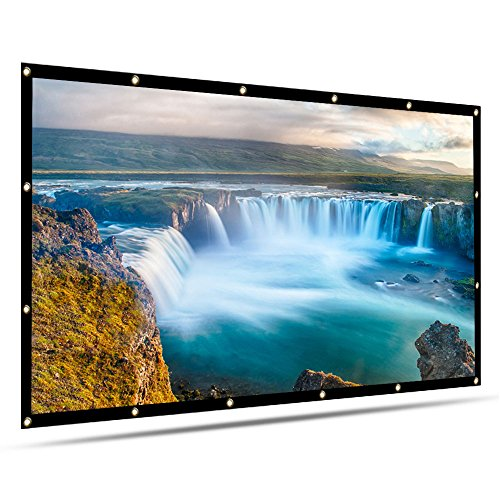 Projection screen review