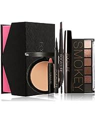 Symeas Kit de maquillage cosmétique 6pcs de comprenant le rouge à lèvres de fard à paupières avec le coffret de...