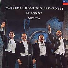 José Carreras , Placido Domingo , Luciano Pavarotti , Zubin Mehta - In Concert - Decca - 2894-30433-1, Decca - 430 433-1