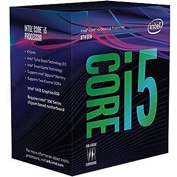 Intel BX80684I58400 Cpu Processore, Argento