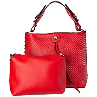 Handbags Sets for Women - Red