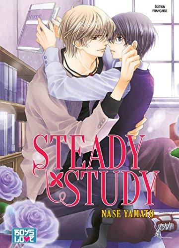Steady Study - Livre (Manga) - Yaoi par Nase Yamato