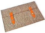 6Zoll eBook Reader Tweedstoff Tasche