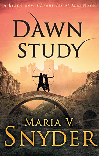 Dawn Study (Study Series, Book 6) by [Snyder, Maria V.]