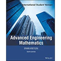 Advanced Engineering Mathematics, 10ed, ISV