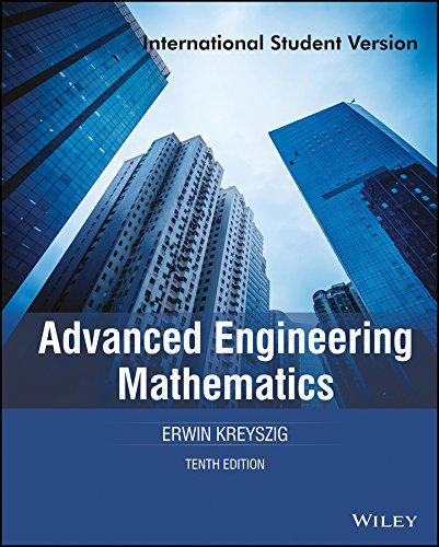 Advanced Engineering Mathematics 10Th Edn, Isv