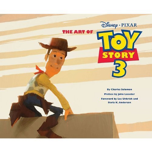 Art of Toy Story 3 (Story-video Toy)