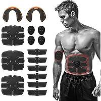 Lixada Estimulador Muscular Definitivo EMS 15/32pcs Entrenador de Cadera Equipo de Entrenamiento para Fitness Ejercicio Muscular