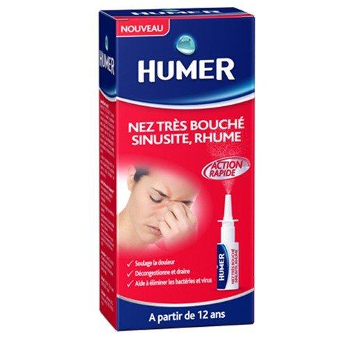 Humer Nez Bouché Sinusite 15 ml