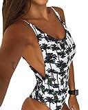 Kasen Traje de Baño de Mujer Conjunto de Bikinis Atractivo Sujetador Push-up Una Pieza Bikinis Brasileño Biquinis L