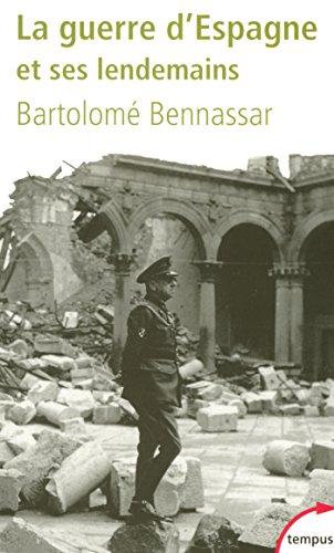 La guerre d'Espagne (TEMPUS t. 133)