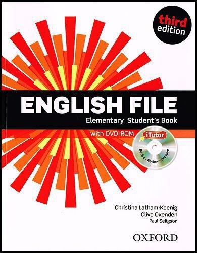 English File third edition: English file digital. Elementary. Student's book--iTutor-iChecker. With keys. Con espansione online. Per le Scuole superiori