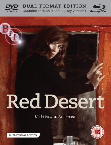 Bild von Red Desert (DVD + Blu-ray) [UK Import]