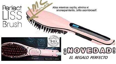 Características del cepillo alisador perfect liss brush by AGV ae8369e75f31