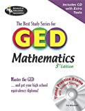 GED Mathematics: The Best Study Series for GED [With CDROM] (Ged & Tabe Test Preparation)