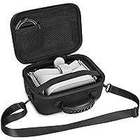 Kupton Oculus Go Case, Hart-Eva-Reisetasche, Aufbewahrungskoffer für die Oculus Go Virtual Reality Headset - 32 GB / 64 GB, Controller & Sonstiges Zubehör