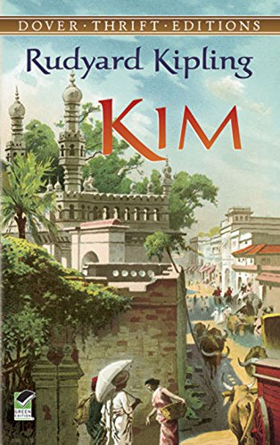 Colonial Trunk (Kim (Dover Thrift Editions) (English Edition))