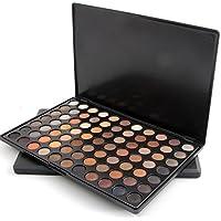 QCBC 77 Colores sombreador de Ojos Sombra de Ojos Paleta Maquillaje Kit Conjunto Maquillaje Cuadro Profesional