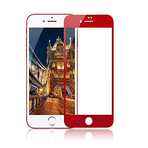 Meidom M-iPhone7 3D film-red-MD005