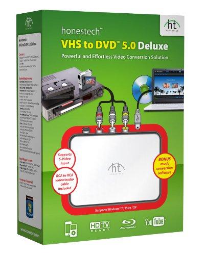 HONESTECH VHS a DVD 5.0 DELUXE