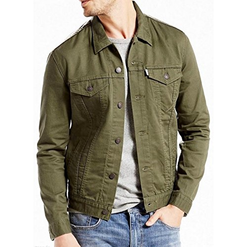 levis-mens-trucker-foxtrot-denim-jacket-green-x-large