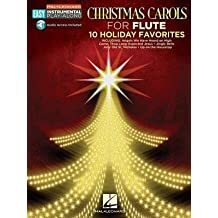 [(Easy Instrumental Play Along Christmas Carols Flt Bk/online Audio)] [Author: Peter Deneff] published on (October, 2014)